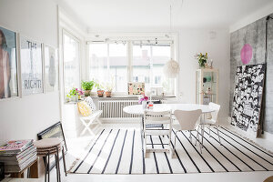 Zdjęcie numer: 11409262<br/><b>Feature: 11409243 - The Playful Home</b><br/>A young family creates one big playpen in Sweden<br />living4media / Brandt, Jenny