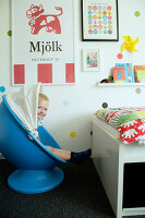 Bildno.: 11415734<br/><b>Feature: 11415717 - Swedish by Design</b><br/>Swedish home full of life and light<br />living4media / Miguel Varanda
