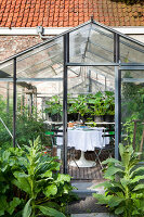 Bildno.: 11424014<br/><b>Feature: 11424002 - Touch of Green</b><br/>Comfortable home and garden in Leiden, The Netherlands<br />living4media / Kooijman, Peter