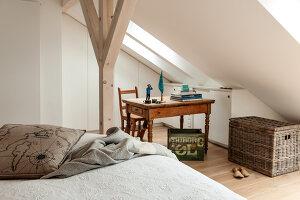 Bildno.: 11436722<br/><b>Feature: 11436703 - Champion of Charm</b><br/>Hamburg townhouse is full of charm<br />living4media / Moog &amp; van Deelen