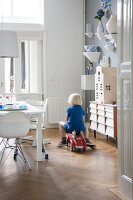 Bildno.: 11447644<br/><b>Feature: 11447596 - At Home with Haijkje</b><br/>Designer&#39;s home in The Netherlands<br />living4media / Marder, Holly