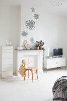 Bildno.: 11447690<br/><b>Feature: 11447596 - At Home with Haijkje</b><br/>Designer&#39;s home in The Netherlands<br />living4media / Marder, Holly