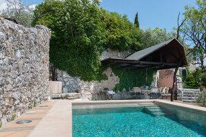 Bildno.: 11451976<br/><b>Feature: 11451948 - Lakeside Living</b><br/>Spectacular home on the western shore of Lake Garda, Italy<br />living4media / studiow&#228;lder