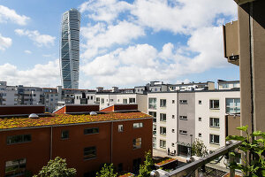 Bildno.: 11457204<br/><b>Feature: 11457173 - City Life</b><br/>Stylish apartment in Malm&#246;<br />living4media / Brandt, Jenny
