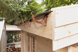 Bildno.: 11507844<br/><b>Feature: 11507825 - D-I-Y Garden Shed</b><br/>The perfect solution for storage of garden equipment<br />living4media / Selbermachen Media / Krebs, Eike