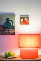 Bildnr.: 11512322<br/><b>Feature: 11512309 - Meisterin des Lichts</b><br/>Zuhause bei Leuchtendesignerin Livia Reimers in Hamburg<br />living4media / Wentorf, Eckard