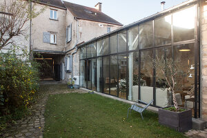 Bildnr.: 11515040<br/><b>Feature: 11515039 - Die alte Scheune</b><br/>Ein 400 Jahre altes Haus und seine Scheune wurden zum Vintage-Wohntraum, FR<br />living4media / Scoffoni, Anne-Catherine