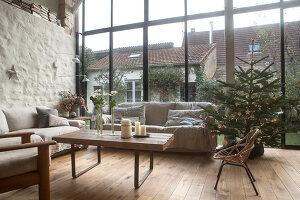 Bildnr.: 11515048<br/><b>Feature: 11515039 - Die alte Scheune</b><br/>Ein 400 Jahre altes Haus und seine Scheune wurden zum Vintage-Wohntraum, FR<br />living4media / Scoffoni, Anne-Catherine