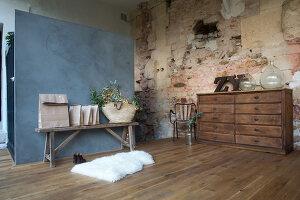 Bildnr.: 11515050<br/><b>Feature: 11515039 - Die alte Scheune</b><br/>Ein 400 Jahre altes Haus und seine Scheune wurden zum Vintage-Wohntraum, FR<br />living4media / Scoffoni, Anne-Catherine