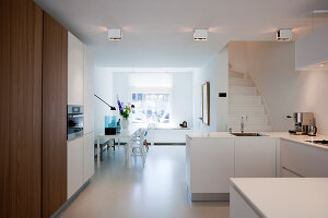 Bildno.: 11515808<br/><b>Feature: 11515795 - A Feeling of Space</b><br/>Making the most of a narrow plot in Haarlem, Holland<br />living4media / Kooijman, Peter