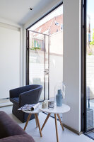Bildno.: 11515814<br/><b>Feature: 11515795 - A Feeling of Space</b><br/>Making the most of a narrow plot in Haarlem, Holland<br />living4media / Kooijman, Peter