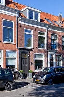 Bildno.: 11515824<br/><b>Feature: 11515795 - A Feeling of Space</b><br/>Making the most of a narrow plot in Haarlem, Holland<br />living4media / Kooijman, Peter