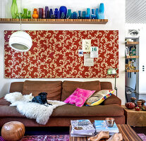 Bildno.: 11516728<br/><b>Feature: 11516716 - Southern Flair in the North</b><br/>Colourful details make for an eclectic atmosphere in Hamburg<br />living4media / Wentorf, Eckard