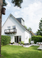 Bildno.: 11516778<br/><b>Feature: 11516748 - Love at Second Sight</b><br/>A conventional floorplan gets a thorough change in this Hamburg home<br />living4media / Wentorf, Eckard
