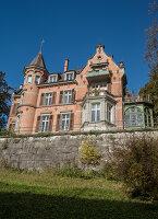Bildnr.: 11948046<br/><b>Feature: 11948045 - Pittoreskes Juwel</b><br/>Einzigartige Wohnung in einer verwunschenen Jugendstil-Villa von 1895, Schweiz<br />living4media / Wentorf, Eckard