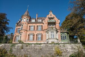 Bildnr.: 11948048<br/><b>Feature: 11948045 - Pittoreskes Juwel</b><br/>Einzigartige Wohnung in einer verwunschenen Jugendstil-Villa von 1895, Schweiz<br />living4media / Wentorf, Eckard