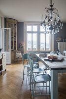 Bildnr.: 11948058<br/><b>Feature: 11948045 - Pittoreskes Juwel</b><br/>Einzigartige Wohnung in einer verwunschenen Jugendstil-Villa von 1895, Schweiz<br />living4media / Wentorf, Eckard