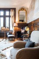 Bildnr.: 11948088<br/><b>Feature: 11948045 - Pittoreskes Juwel</b><br/>Einzigartige Wohnung in einer verwunschenen Jugendstil-Villa von 1895, Schweiz<br />living4media / Wentorf, Eckard