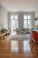 Bildno.: 11948744<br/><b>Feature: 11948740 - Small Budget - Big Effects</b><br/>Young and trendy apartment in Berlin<br />living4media / Scoffoni, Anne-Catherine