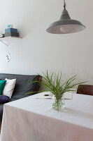 Bildno.: 11948770<br/><b>Feature: 11948740 - Small Budget - Big Effects</b><br/>Young and trendy apartment in Berlin<br />living4media / Scoffoni, Anne-Catherine