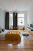Bildno.: 11948786<br/><b>Feature: 11948740 - Small Budget - Big Effects</b><br/>Young and trendy apartment in Berlin<br />living4media / Scoffoni, Anne-Catherine