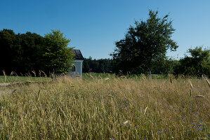 Bildnr.: 11950714<br/><b>Feature: 11950711 - Preisgekr&#246;ntes Kulturgut</b><br/>Zwei abgetragene historische Bauernh&#228;user wurden wieder aufgebaut, &#214;sterreich<br />living4media / von Oswald, Yvonne