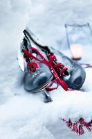 Bildno.: 11953240<br/><b>Feature: 11952521 - Snow Party</b><br/>For a special occasion, celebrate in the snow<br />living4media / K&#252;barsepp, Juta