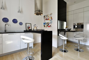Bildno.: 11952944<br/><b>Feature: 11952933 - Space Wonder</b><br/>Full function in just 39 sq. mtrs. in this Milan apartment<br />living4media / Maulini, Pier