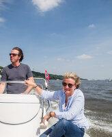 Bildnr.: 11953486<br/><b>Feature: 11953436 - Volle Fahrt voraus!</b><br/>Familie aus Hamburg bringt die hohe See in die eigenen vier W&#228;nde<br />living4media / Wentorf, Eckard