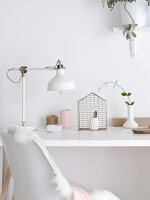 Bildno.: 11954814<br/><b>Feature: 11954797 - Anti-clutter Cage</b><br/>DIY project for organizing things<br />living4media / Dimmich, Agata