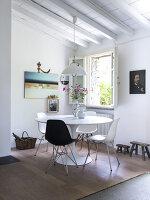 Bildnr.: 11956248<br/><b>Feature: 11956240 - R&#252;ckzug vom Alltag</b><br/>Ferienhaus in Italien &#252;berzeugt mit Einfachheit und Charme<br />living4media / Tamborra, Enza