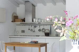 Bildnr.: 11956252<br/><b>Feature: 11956240 - R&#252;ckzug vom Alltag</b><br/>Ferienhaus in Italien &#252;berzeugt mit Einfachheit und Charme<br />living4media / Tamborra, Enza