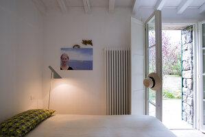Bildnr.: 11956264<br/><b>Feature: 11956240 - R&#252;ckzug vom Alltag</b><br/>Ferienhaus in Italien &#252;berzeugt mit Einfachheit und Charme<br />living4media / Tamborra, Enza
