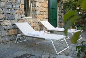 Bildnr.: 11956266<br/><b>Feature: 11956240 - R&#252;ckzug vom Alltag</b><br/>Ferienhaus in Italien &#252;berzeugt mit Einfachheit und Charme<br />living4media / Tamborra, Enza