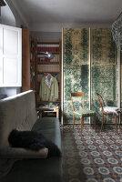 N° de l'image 11956770<br/><b>Reportage: 11956759 - Handmade Fantasies</b><br/>The home of an Italian lamp and fashion designer in Italy<br />living4media / Tamborra, Enza