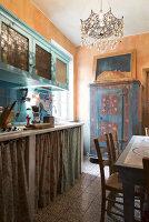 N° de l'image 11956782<br/><b>Reportage: 11956759 - Handmade Fantasies</b><br/>The home of an Italian lamp and fashion designer in Italy<br />living4media / Tamborra, Enza