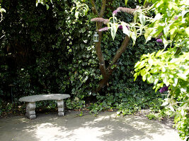 Bildnr.: 11962642<br/><b>Feature: 11962634 - Gl&#252;ckstreffer</b><br/>Offener Kamin, Holzdielen, lichtdurchflutet, mit Garten - in London. Ja, das gibt es.<br />living4media / Hogan, Sarah