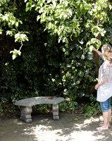 Bildnr.: 11962646<br/><b>Feature: 11962634 - Gl&#252;ckstreffer</b><br/>Offener Kamin, Holzdielen, lichtdurchflutet, mit Garten - in London. Ja, das gibt es.<br />living4media / Hogan, Sarah