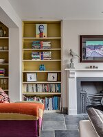 Bildno.: 11974218<br/><b>Feature: 11974138 - Listed and Loved</b><br/>Historic Oxfordshire house gets an elegant renovation<br />living4media / Simon Maxwell Photography