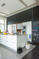 Bildno.: 11977502<br/><b>Feature: 11977480 - Slated for Success</b><br/>Renovation and transformation of a workshop into a home in Kaub, Germany<br />living4media / Scoffoni, Anne-Catherine