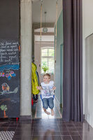 Bildno.: 11977504<br/><b>Feature: 11977480 - Slated for Success</b><br/>Renovation and transformation of a workshop into a home in Kaub, Germany<br />living4media / Scoffoni, Anne-Catherine