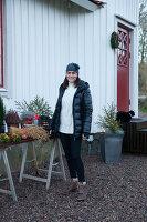 Bildno.: 11990714<br/><b>Feature: 11990664 - Christmas on the Family Farm</b><br/>Celebrating Christmas in Dalum, Sweden<br />living4media / Isaksson, Camilla