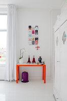 Bildnr.: 11990766<br/><b>Feature: 11990718 - Pure Lebensfreude</b><br/>Bea und ihre Familie lieben es bunt. Viel Wei&#223; ist die perfekte Leinwand. Leuwarden, NL<br />living4media / Isaksson, Camilla