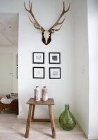 Bildno.: 12082854<br/><b>Feature: 12082842 - Re-inventing Style</b><br/>Newly built house overlooking Aarhus Bay, Denmark<br />living4media / Lene-K