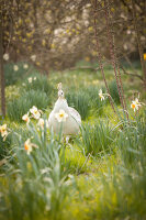 Bildno.: 12084118<br/><b>Feature: 12084103 - Shrubbery Deluxe</b><br/>Blooming garden in L&#246;hne, Germany<br />living4media / Pietrek, Sibylle