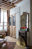 N° de l'image 12084356<br/><b>Reportage: 12084343 - French Cocooning</b><br/>Tiny apartment in Paris proves that style comes in all sizes<br />living4media / Hallot, Olivier