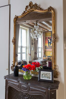N° de l'image 12084358<br/><b>Reportage: 12084343 - French Cocooning</b><br/>Tiny apartment in Paris proves that style comes in all sizes<br />living4media / Hallot, Olivier