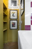 N° de l'image 12084364<br/><b>Reportage: 12084343 - French Cocooning</b><br/>Tiny apartment in Paris proves that style comes in all sizes<br />living4media / Hallot, Olivier