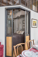 N° de l'image 12084366<br/><b>Reportage: 12084343 - French Cocooning</b><br/>Tiny apartment in Paris proves that style comes in all sizes<br />living4media / Hallot, Olivier
