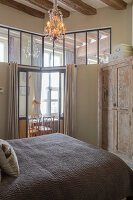 N° de l'image 12084370<br/><b>Reportage: 12084343 - French Cocooning</b><br/>Tiny apartment in Paris proves that style comes in all sizes<br />living4media / Hallot, Olivier